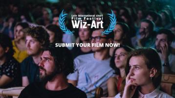 Подачу фільмів на 13-й Wiz-Art відкрито!
