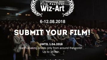 Відкрито набір фільмів на Wiz-Art-2018