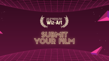 Submit your film for Wiz-Art 2021!